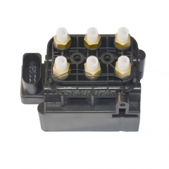 Air Suspension Valve Block Control Unit For Porsche Cayenne 92A 3.6L 4.8L 3.0L 95835890300