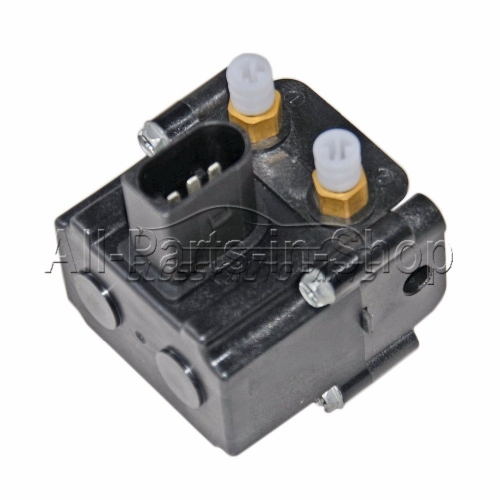 Air Suspension Solenoid Valve Block Control Unit for BMW 7 Series 750i F01 F07 F03 F04 5 Series F11 Estate 740i 750i 760Li 37206789450