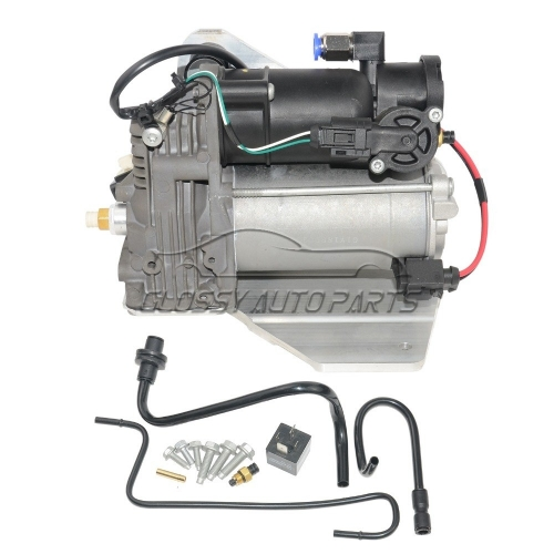 Air Suspension Compressor LR023964 Fits For Land Rover LR3 LR4 AMK Range Rover LR015303 LR023964 LR044360 6H2219G525BE