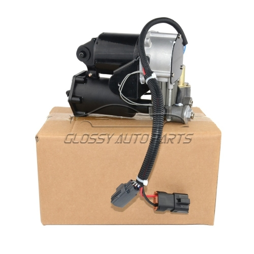 Air Suspension Compressor Pump For Land Rover Discovery 3 LR3 Range Rover Sport Hitachi Type LR023964 LR015303 LR044360 LR045251