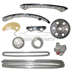 L3K9-14-500 L3K9-12-500A L3K9-11-316 L3K9-14-143 Steering chain kit For Mazda 3 5 6 2.0L MZR DiSi With start and stop L3K914500 L3K912500A L3K911316