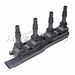 New Ignition Coil Pack For Opel Astra G Corsa C Meriva Signum Vectra B C Zafira A 90536194 1208008 SAAB 9119567 Meat & Doria 10398 Hella 5DA749475-441
