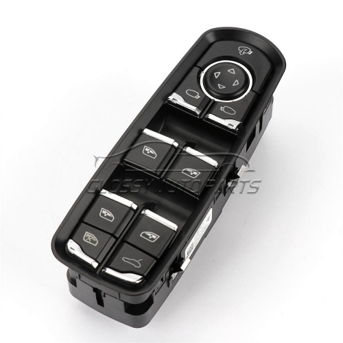 New Front Door Mirror Window Control Switch For Porsche Panamera Cayenne Cayman 7PP959858R
