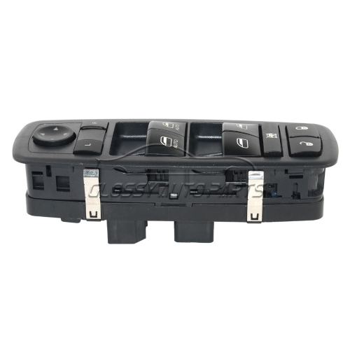 Power Window Switch Driver Side For Chrysler Dodge Ram 1500 2500 3500 2009-2012 4.7L 5.7L 6.7L 4602863AB 4602863AD