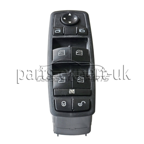 New Electric Power Window Master Switch For Mercedes Benz A B Class W169 W245 A 169 820 66 10 A 169 820 67 10 A1698206610 A1698206710
