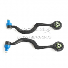 31121132159, 31121132160 / 31121141097, 31121141098 1 x Pair New Front Upper Left + Right Control Arm for BMW 5 Series E34