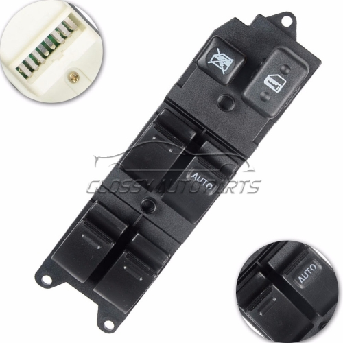 Master Main Power Window Switch Front Right For Toyota Land Cruiser 80 Series 1990-1998 8482035020 84820-35020