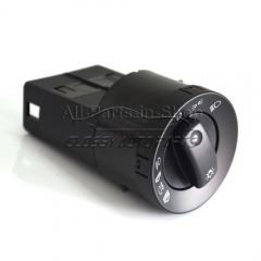 Headlight Control Head Light Switch Fit For Audi A4 S4 B6 Quattro 8E0 941 531 A 8E0941531A