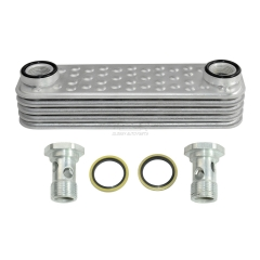 Oil Cooler For Land Rover Discovery 2 & Defender TD5 BA7685 DA1127 PBC500230