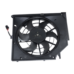 Radiator Fan For BMW 3 series 325i 328i 330i E46 17 11 7 510 085 17117510085 17 11 7 510 086 17117510086 17 11 1 436 260 17111436260