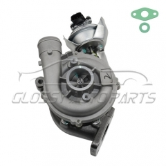 New Turbocharger For Citroen PEUGEOT Volvo Ford S-MAX 2.0 TDCi 760774 GT1749V 103 Kw 140 HP QXWA QXWB Turbolader 760774-9005S 76077490005S