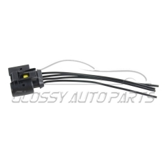 Electric Water Pump Wire harness For BMW 328i 528i 530xi 525xi X3 X5