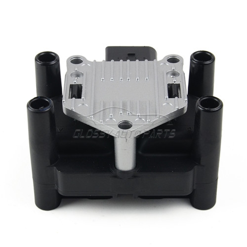 Ignition Coil For VW Golf Jetta Beetle for Audi A3 A4 Skoda Seat 1.4 1.6 1.8 032905106B 032 905 106 B 032905106D 032 905 106 D 032 905 106 E 032905106