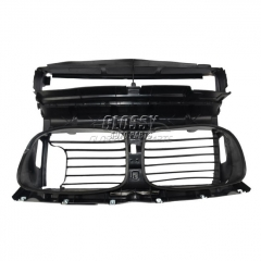 Radiator Shutter W/O Actuator Motor For BMW 7 Series F01 F02 F03 F04 51 74 7 224 660 51747224660