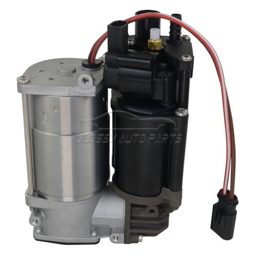 Air Suspension Compressor Pump For BMW X5 F15 F85 X6 F16 F86 2014-2018 37206875177 37206850555 37206868998