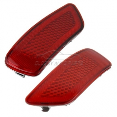 Glossy Reflector Light Lamp Right/Left For JEEP Compass 57010721AC 57010720AC