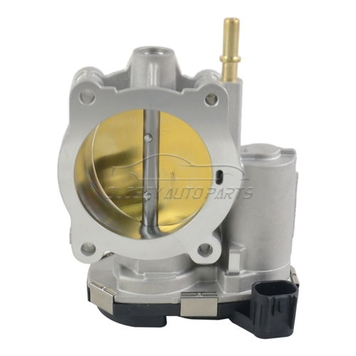 Fuel Injection Throttle Body For Hummer H3 H3T Base Isuzu i-370 LS Buick Allure Super 12631016 12588244 12616438